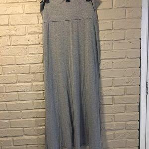 Long skirt, Sz XL